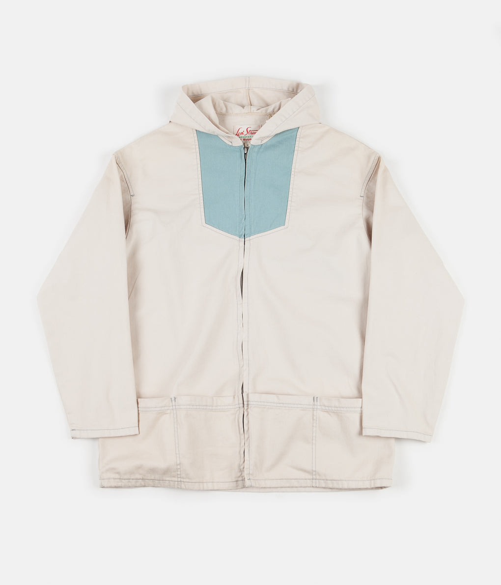Levi's® Vintage Clothing 1960's Anorak Jacket - Cloud Cream