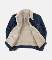 Levi's® Vintage Clothing 1967 Type III Sherpa Jacket - Wise Dub