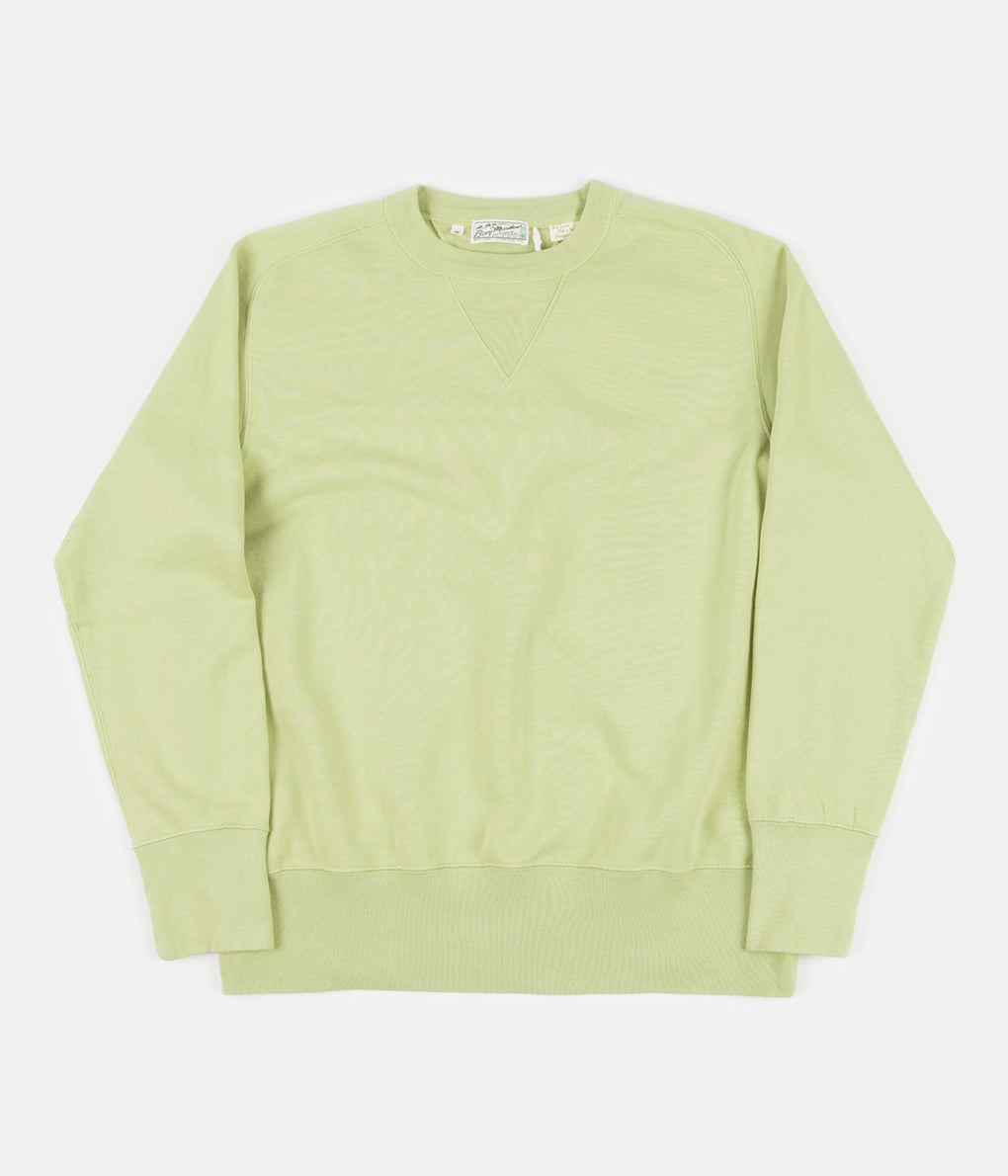 Levi's® Vintage Clothing Bay Meadows Sweatshirt - Apple Green