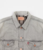 Levi's® Vintage Clothing Flannel Trucker Jacket - Leave Me Alone