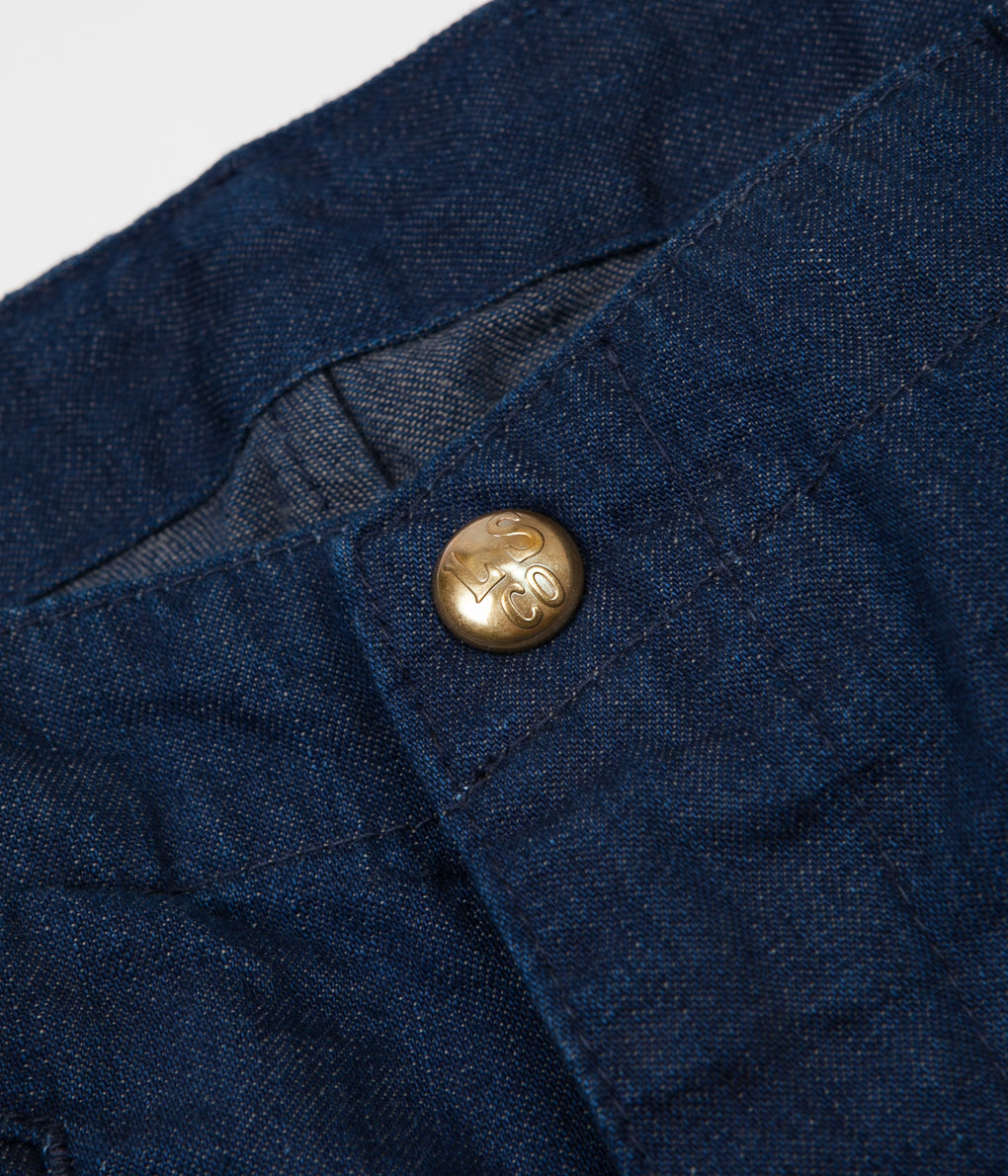 Levi's® Vintage Clothing 1920's Balloons Jeans - Ink Rinse