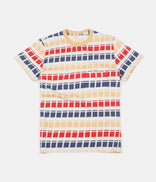 Image for Levi's® Vintage Clothing 1960's Casuals Stripe Pocket T-Shirt - Red Block