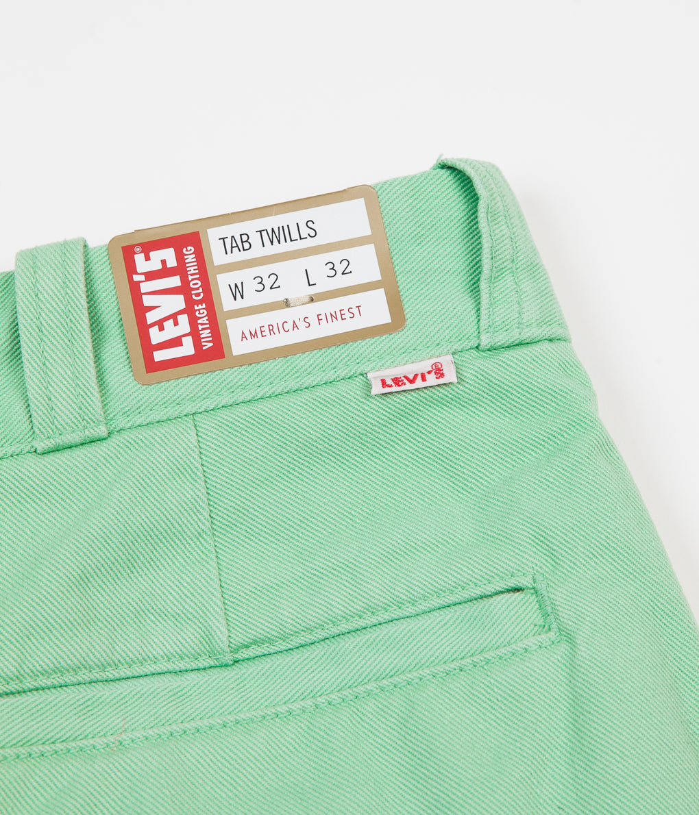 Levi's® Vintage Clothing Tab Twill Trousers - Meadow