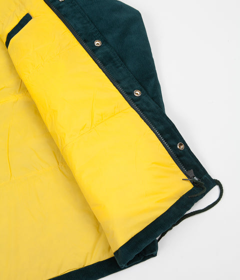 Manastash MT Coach II Jacket - Green Corduroy