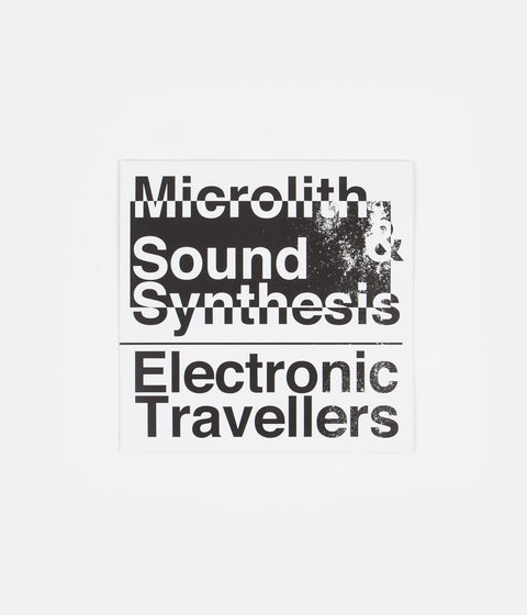 Microlith & Sound Synthesis - Electronic Travellers - EP