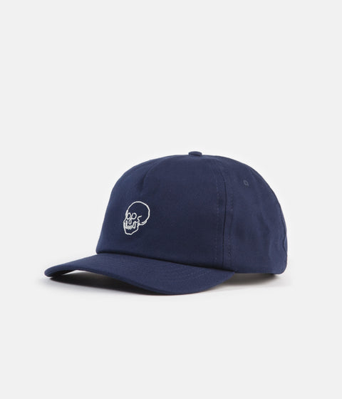 Mollusk After Life Polo Cap - Navy