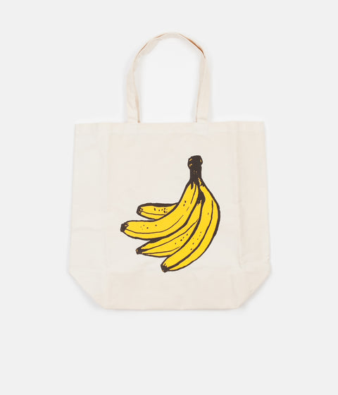 Mollusk Bananas Market Bag - Natural