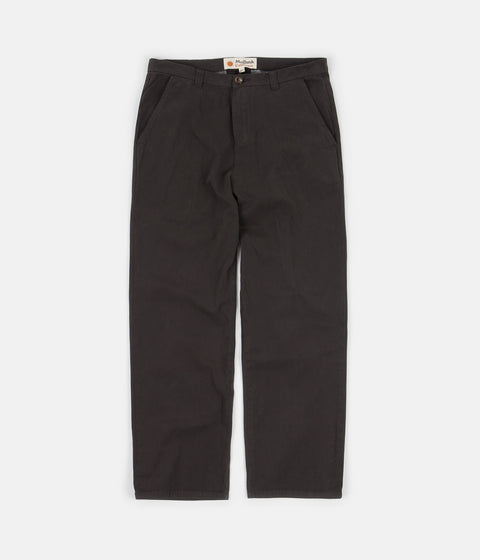 Mollusk Boat Pants - Faded Black
