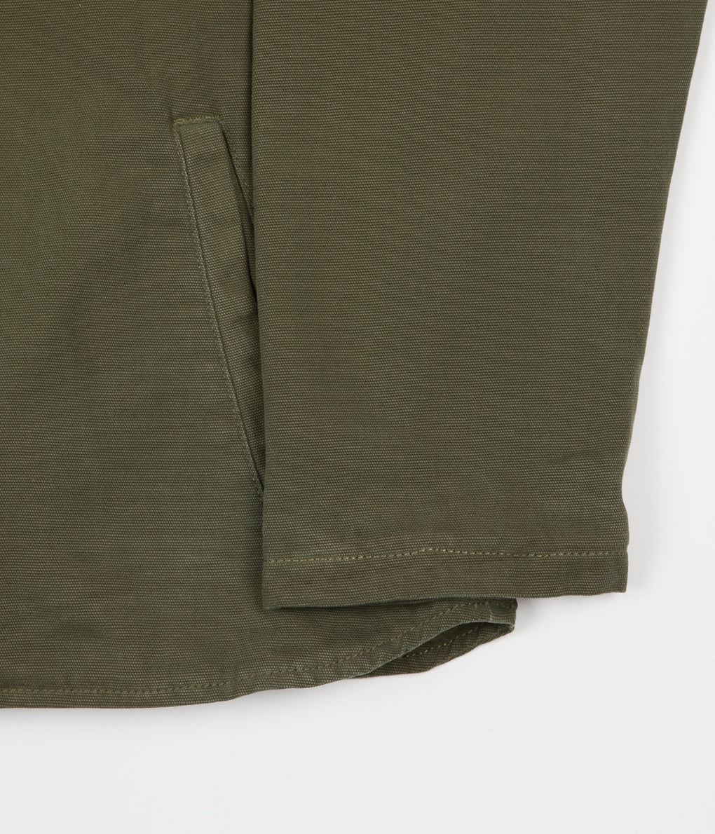 Mollusk Fall Deck Jacket - Mash Green