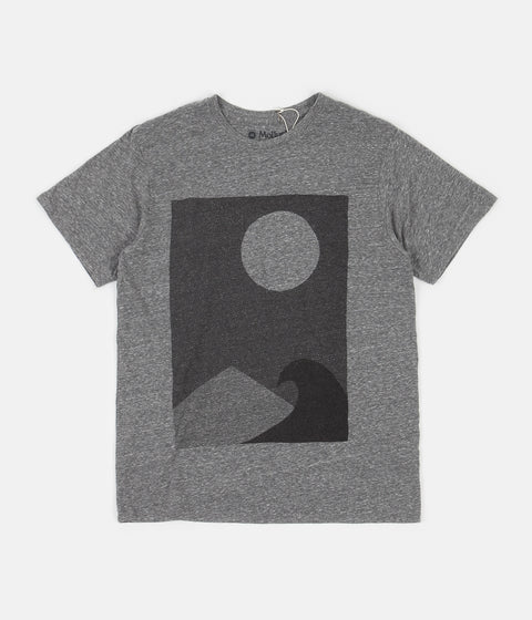 Mollusk Fantasea T-Shirt - Heather Grey
