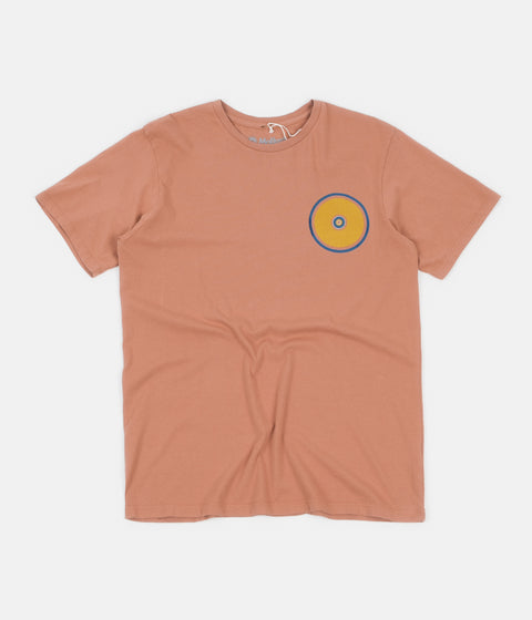 Mollusk Golden Gate T-Shirt - Mars Dust
