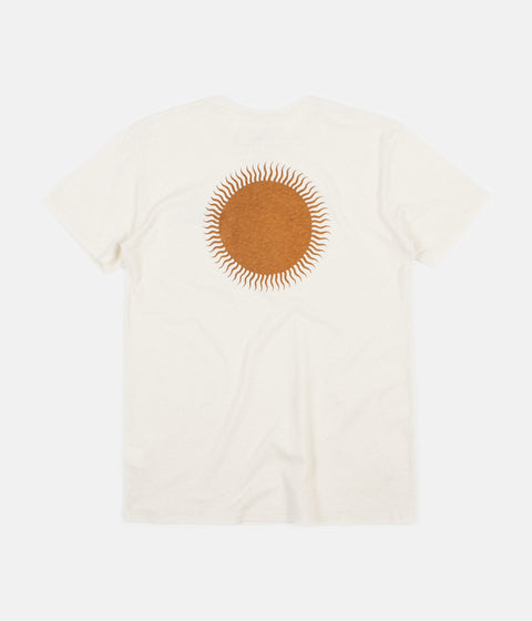 Mollusk Hemp Country Sun T-Shirt - Natural