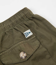 Mollusk Jeffrey Pants - Faded Mash Green