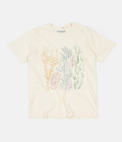 Mollusk Kalifornia Kelp T-Shirt - All Natural