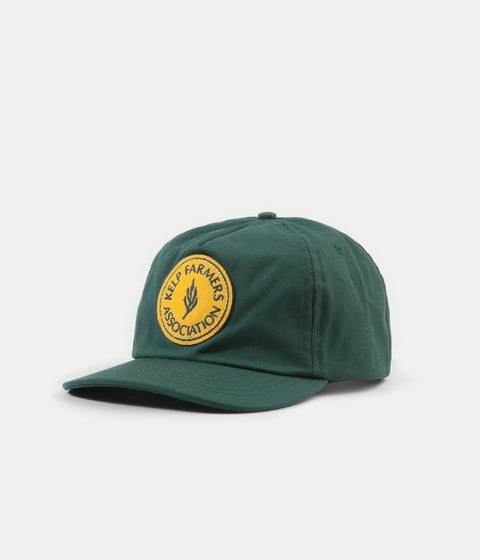 Mollusk Kelp Farmers Patch Cap - Green
