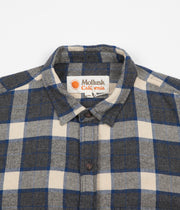 Mollusk One Pocket Shirt - Blue Plaid