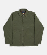 Image for Mollusk Quilted Barn Jacket - Deep Forest