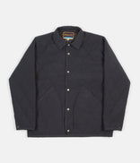 Image for Mollusk Quilted Barn Jacket - Navy
