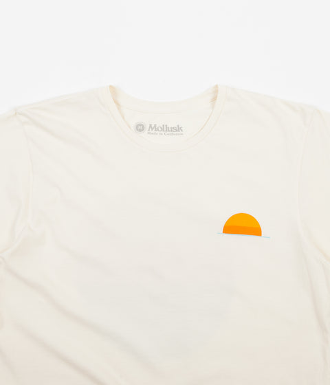 Mollusk Realize T-Shirt - Natural