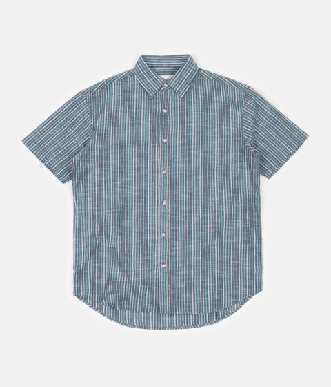 Mollusk Summer Shirt - Inlet Stripe