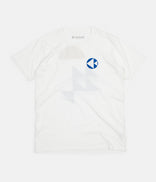 Image for Mollusk Triangulation T-Shirt - White