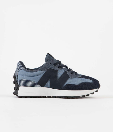 New Balance 327 Shoes - Indigo