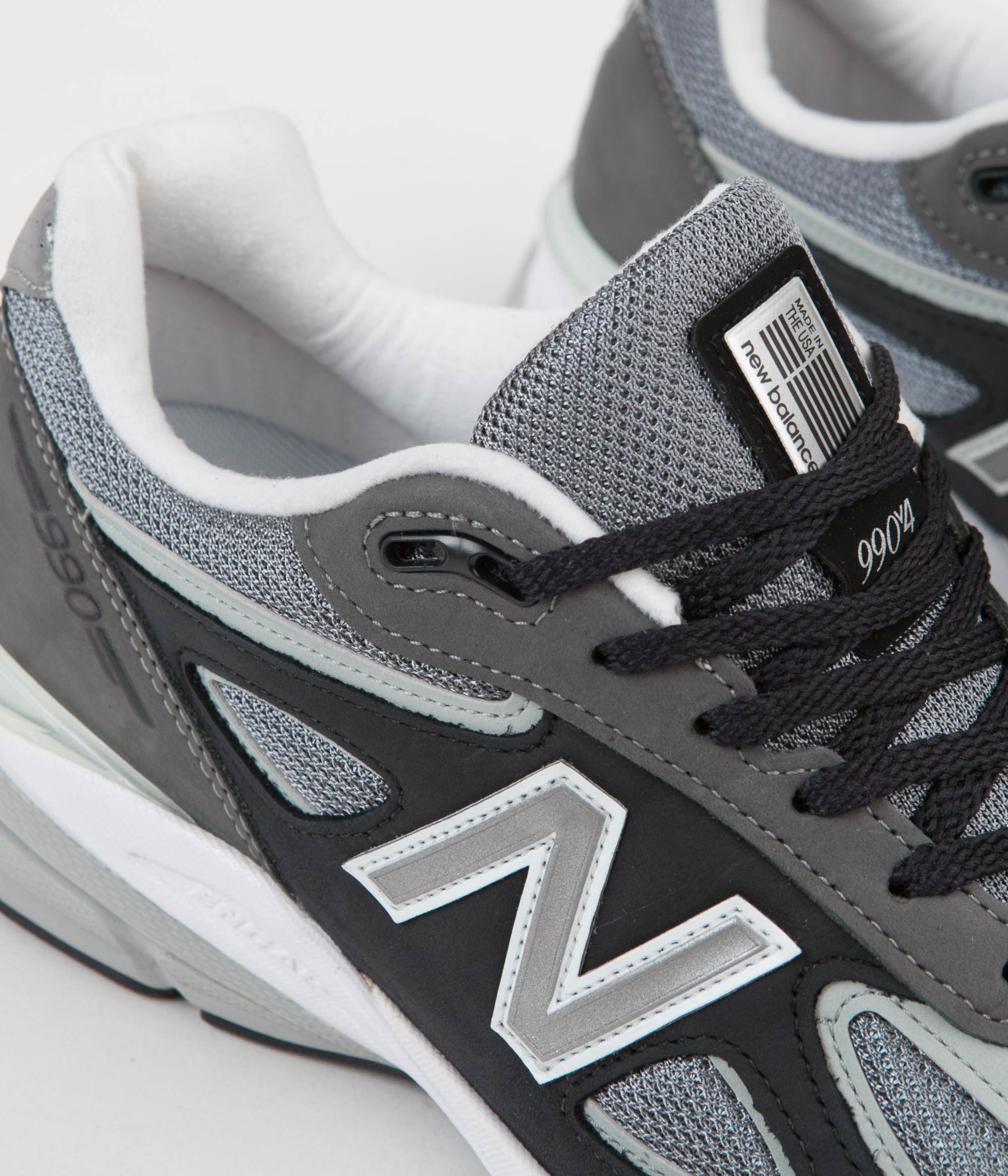 online store 484f6 a3957 ... where to buy new balance m990xg4 made in us shoes magnet silver mink  f3e77 d92fc