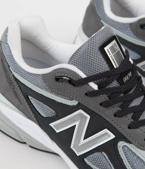 New Balance M990XG4 Made In US Shoes - Magnet / Silver Mink