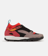 Image for Nike ACG Air Revaderchi Shoes - Gym Red / Geode Teal - Habanero Red - Monarch