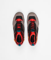 Nike ACG Air Revaderchi Shoes - Gym Red / Geode Teal - Habanero Red - Monarch