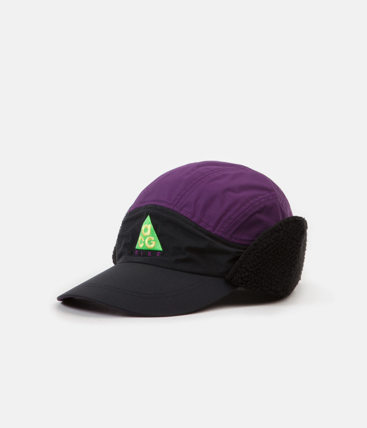the latest 8fdc8 7deb2 ... Nike ACG Tailwind Cap - Black   Night Purple   Black ...