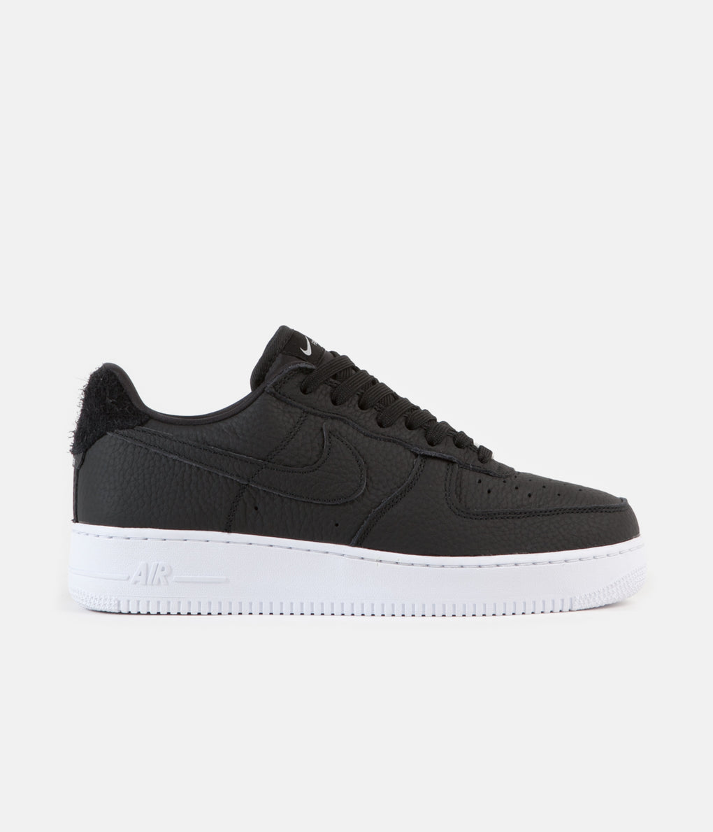 Nike Air Force 1 '07 Craft Shoes - Black / Black - White - Vast Grey