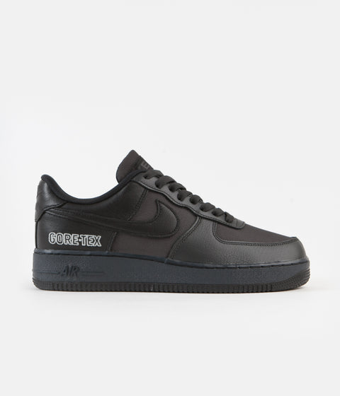 Nike Air Force 1 GTX Shoes - Anthracite / Black - Barely Grey