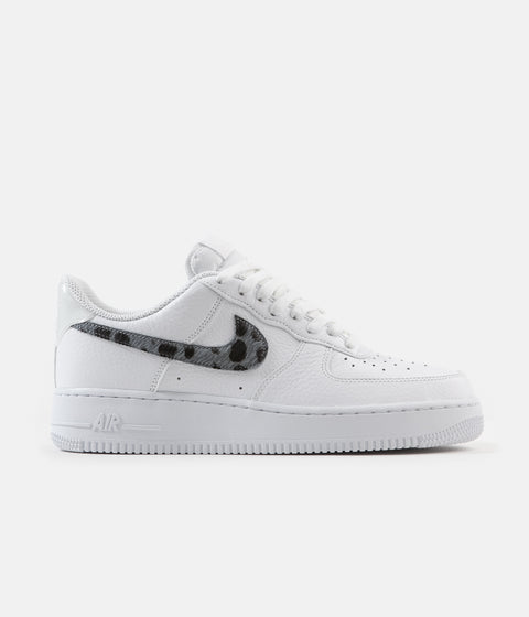 Nike Air Force 1 LV8 Shoes - White / Thunderstorm - White