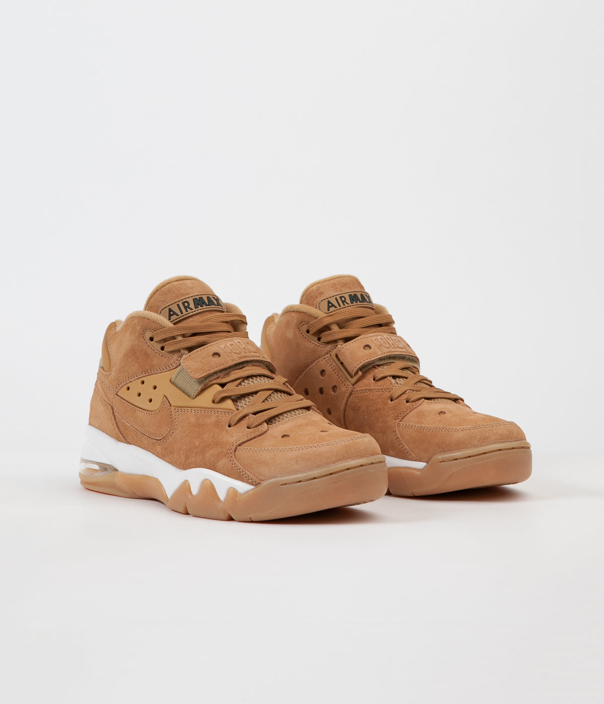 best cheap 28660 e4ac1 ... Nike Air Force Max Premium Shoes - Flax   Flax - Phantom - Gum Light  Brown ...