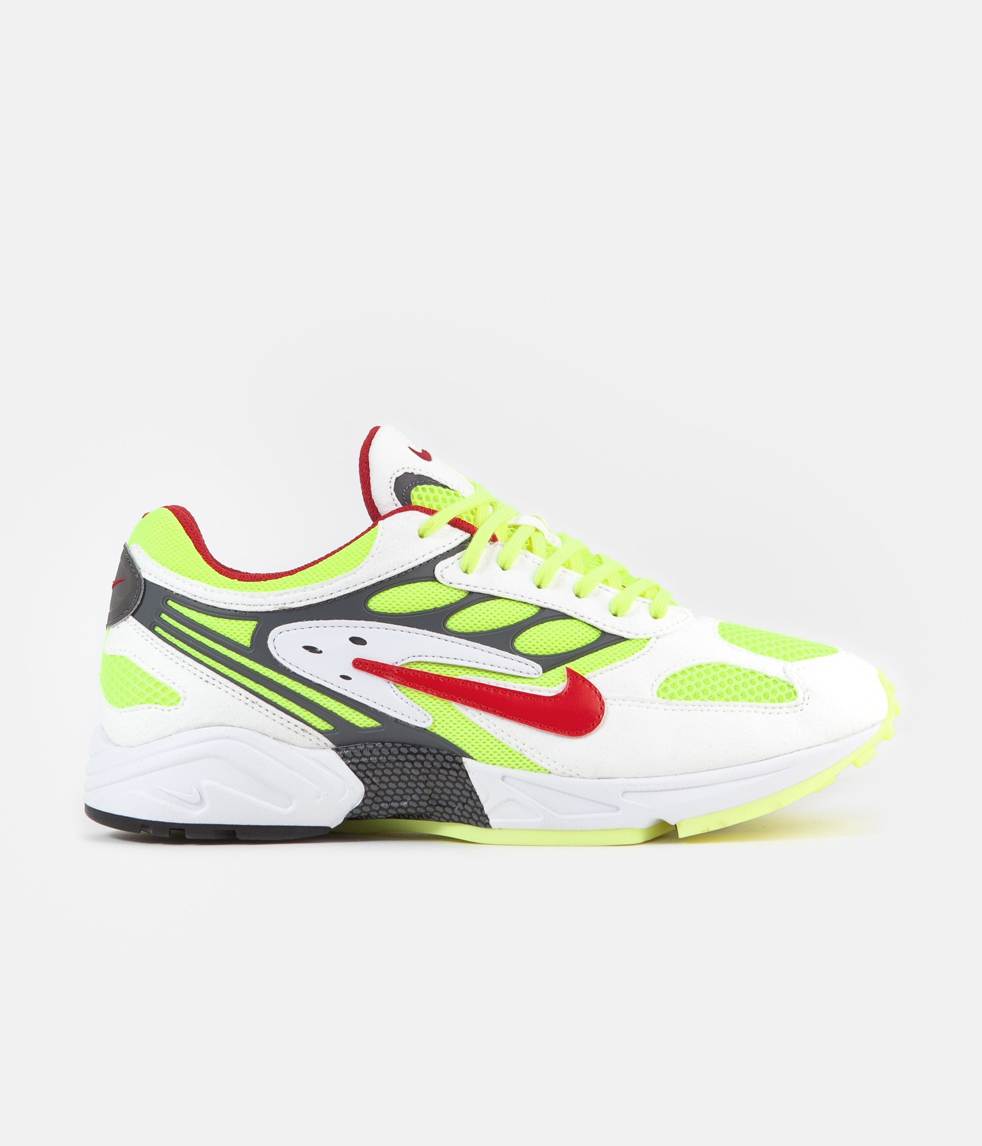 Nike Air Ghost Racer Shoes - White
