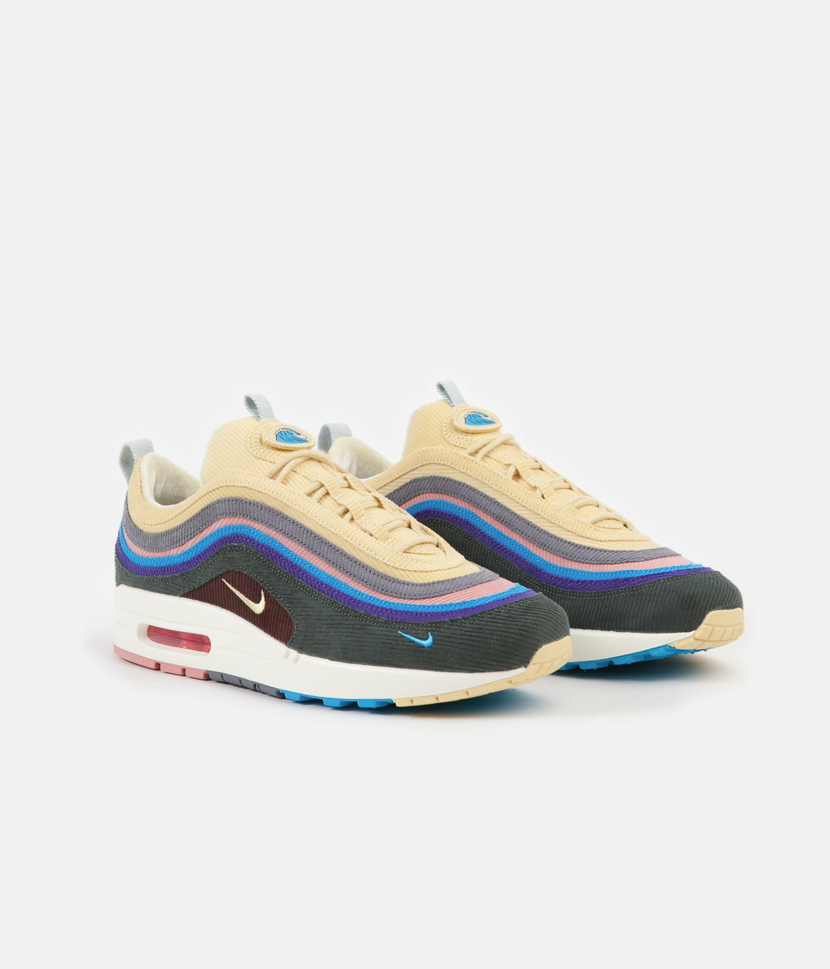free delivery official photos detailing Nike Air Max 1/97 VF Sean Wotherspoon Shoes - Light Blue ...