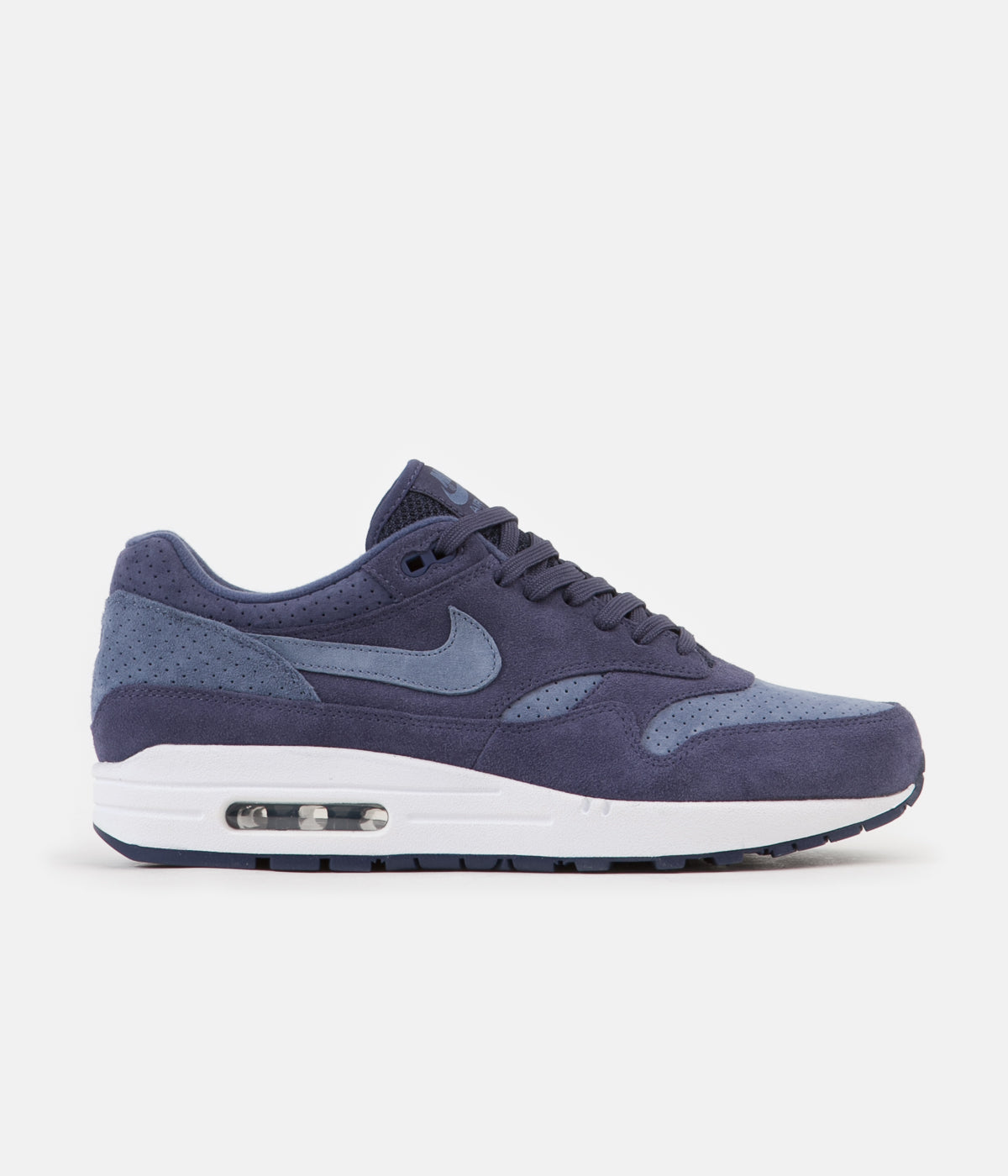 Nike Air Max 1 Premium Shoes Neutral Indigo Diffused