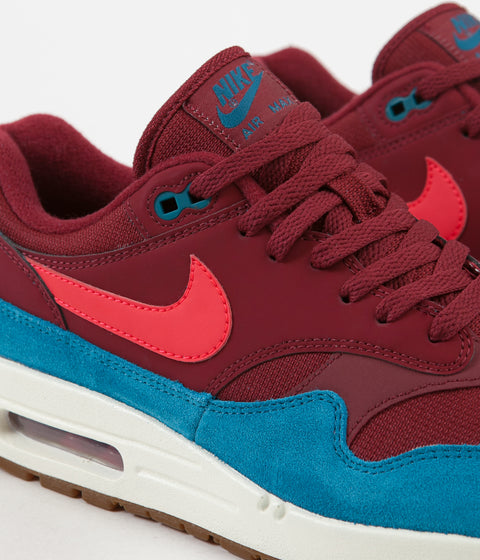 the best attitude 59b82 bfe90 nike air max 1 team red