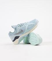 Nike Air Max 180 Shoes - Ocean Bliss / Metallic Silver - Igloo