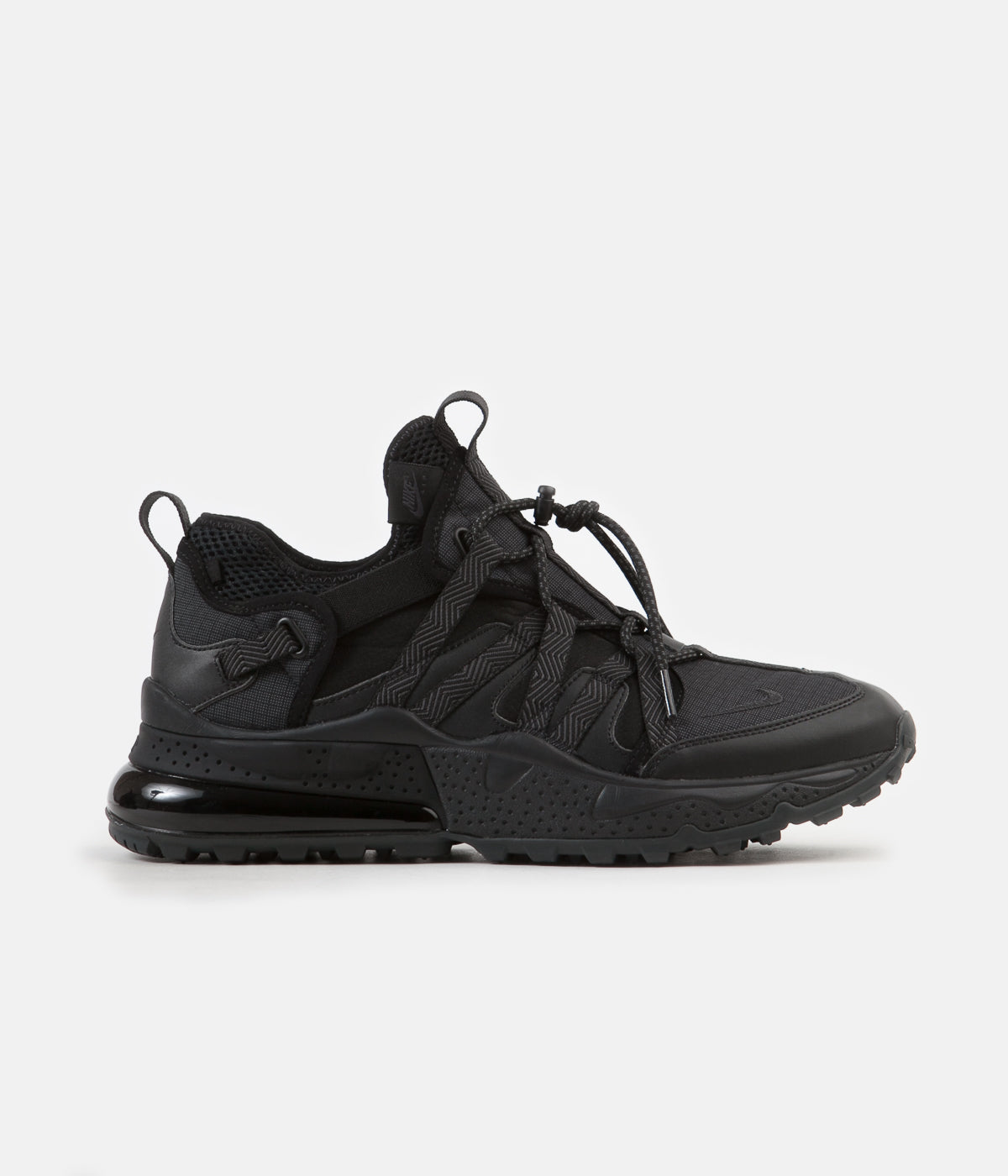 info for 6944b cdfae ... Nike Air Max 270 Bowfin Shoes - Black   Anthracite - Black ...