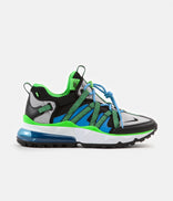 Image for Nike Air Max 270 Bowfin Shoes - Black / Black - Phantom - Photo Blue