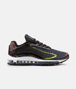 Image for Nike Air Max Deluxe Shoes - Black / Black - Midnight Navy - Reflect Silver