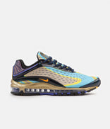 Image for Nike Air Max Deluxe Shoes - Midnight Navy / Laser Orange