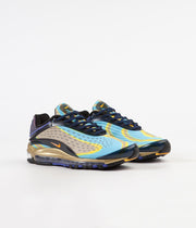 Nike Air Max Deluxe Shoes - Midnight Navy / Laser Orange