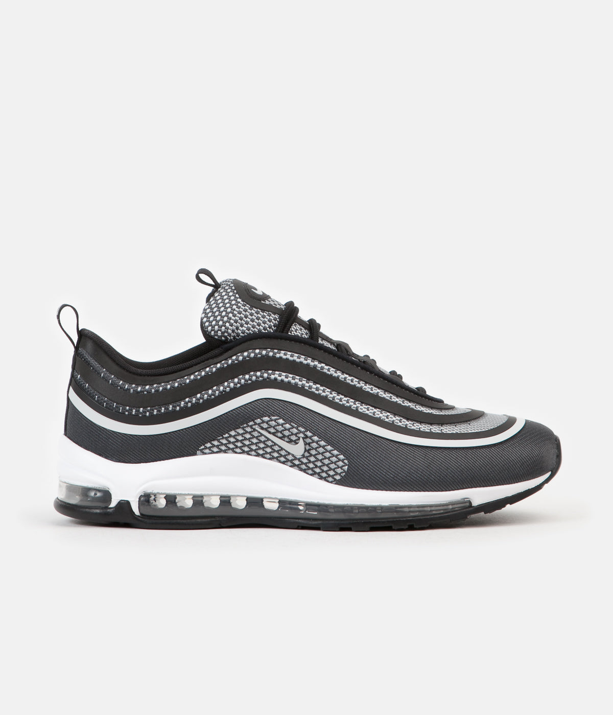 new styles 43451 062ec ... Nike Air Max 97 Ultra  17 Shoes - Black   Pure Platinum - Anthracite ...