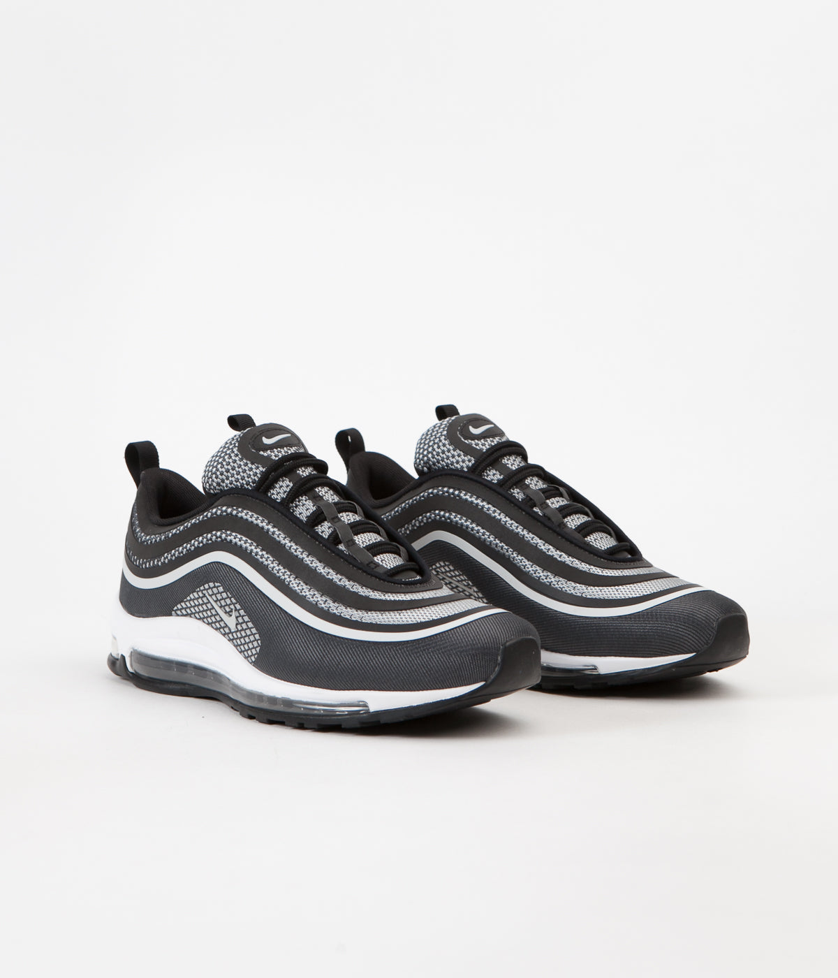 b77396afc8 ... Nike Air Max 97 Ultra '17 Shoes - Black / Pure Platinum - Anthracite ...