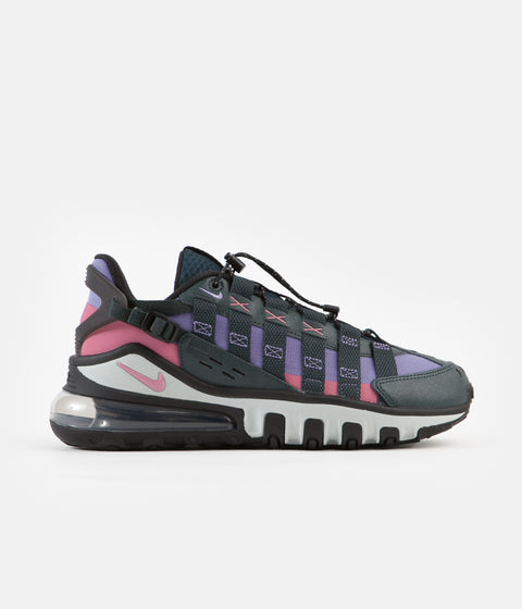 Nike Air Max Vistascape Shoes - Seaweed / Desert Berry - Dusty Amethyst
