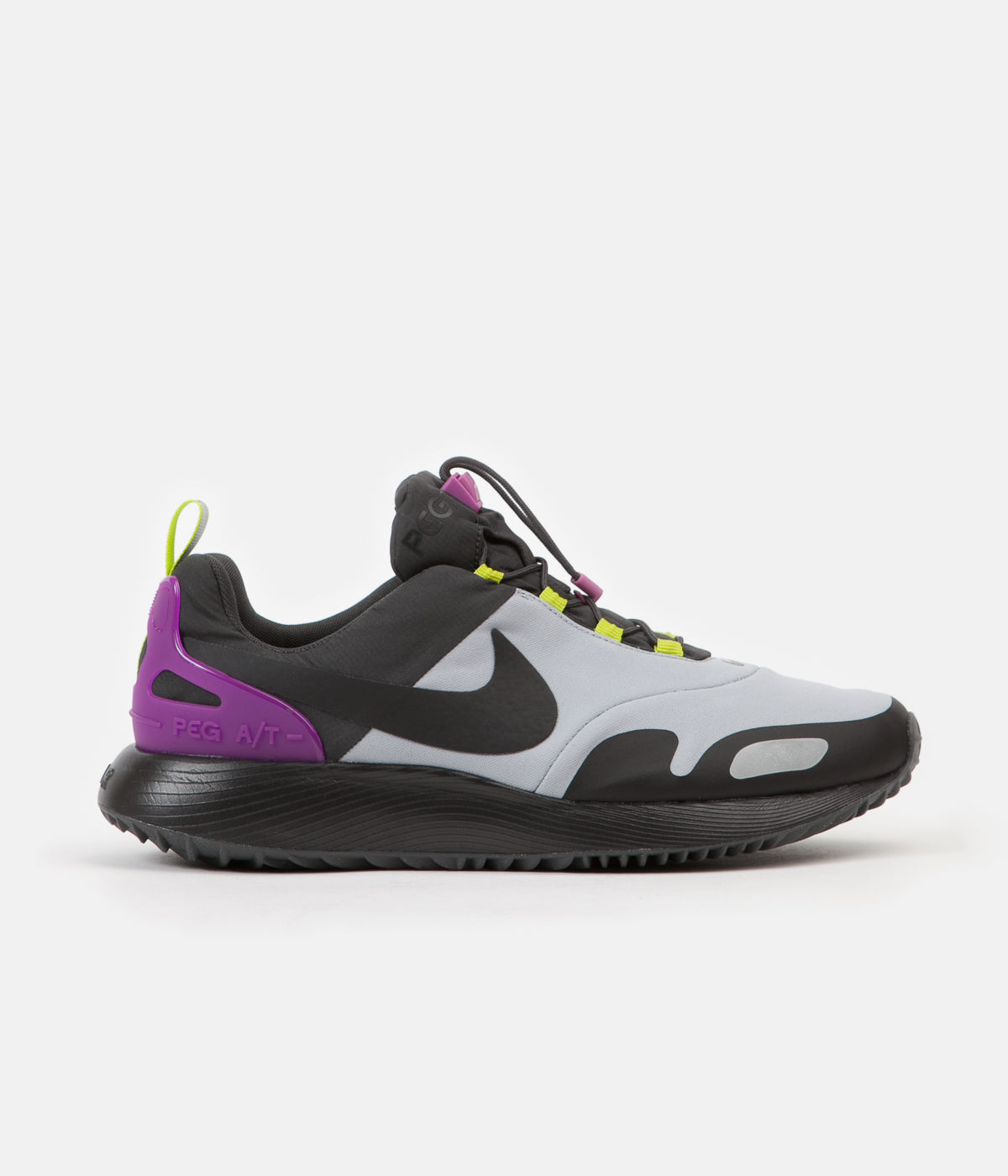 nike air pegasus a t shoes anthracite black wolf grey