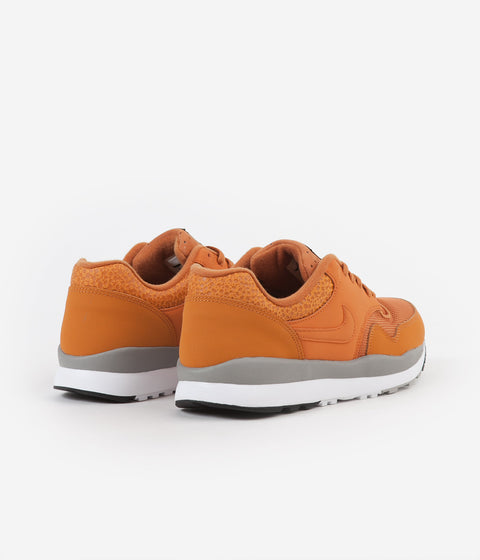 Nike Air Safari Shoes - Monarch / Monarch - Cobblestone - White